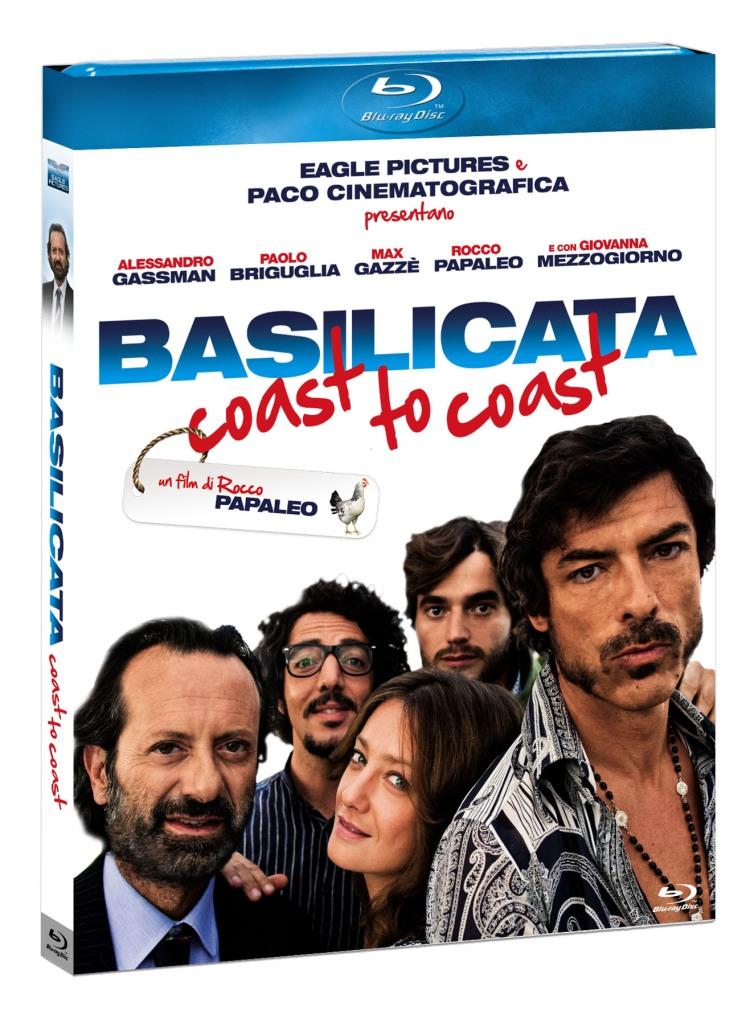 Basilicata Coast to Coast, la copertina