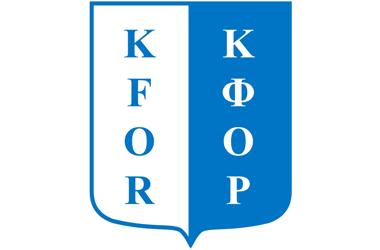 Contrassegno KFOR