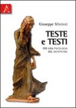 Teste e Testi, di Giuseppe Mininni