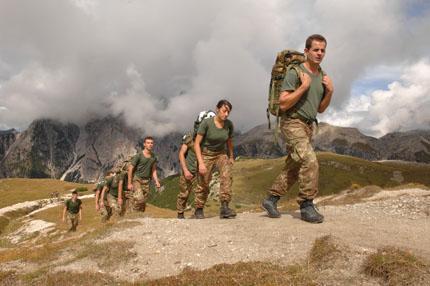Vivi le Forze Armate. Militare per tre settimane - Edizione 2011