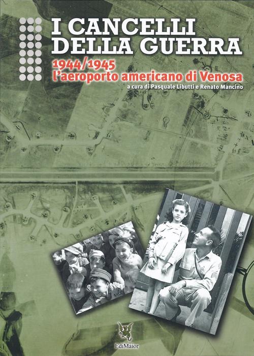 """La copertina del Libro """"I cancelli della guerra"""" - EdiMaior"""