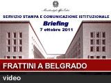 Kosovo/ Serbia. Briefing con Maurizio Massari (Esteri) e l'Ambasciatore serbo Ana Hrustanovic (3/3)