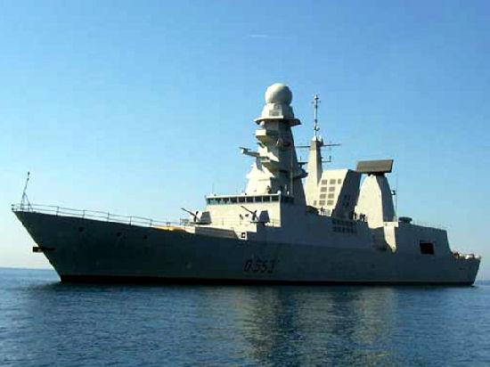 """Nave """"Andrea Doria"""", Cacciatorpediniere"""