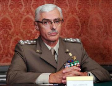 Gen. C.A. Biagio Abrate
