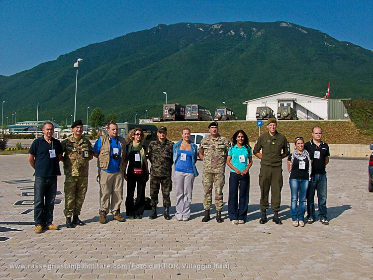 Kosovo/ KFOR. MNBG-W