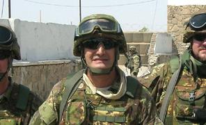 Il Gen. è tutt'ora in missione in Libano