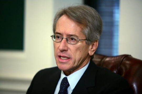 Il Ministro degli Esteri, Dott. Giulio Terzi