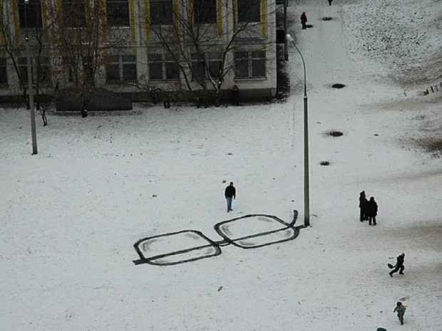 Mosca/ Street War Art. Pavel, il suo genio artistico ripercorre l'arte di Banksy (1/3)