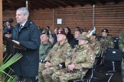 Kosovo/ Passaggio di consegne. Il Ministro De Paola