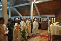 Durante la messa