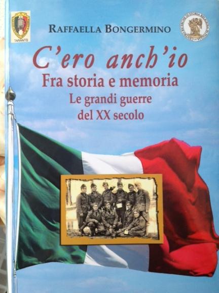 """Libro: """"C'ero anch'io. Tra Storia e Memoria"""""""