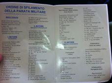 Massimiliano Ciaffi - Programma Evento