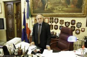 Magnifico Rettore dell'Università di Bari - Prof. Corrado Petrocelli