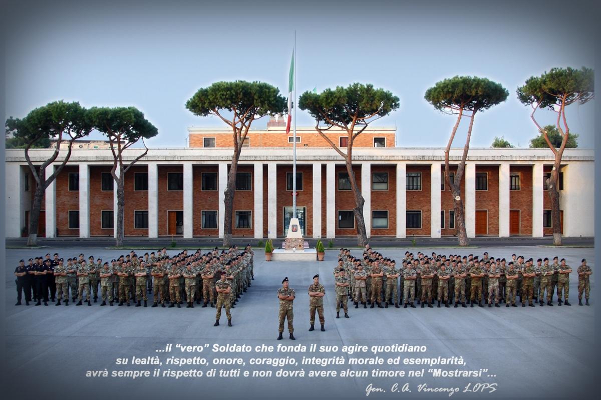 """San Giorgio a Cremano (Na)/ Il """"sistema"""" sicurezza del 2° FOD. Il Comando Operativo delle Forze di Difesa del centro, sud e isole."""