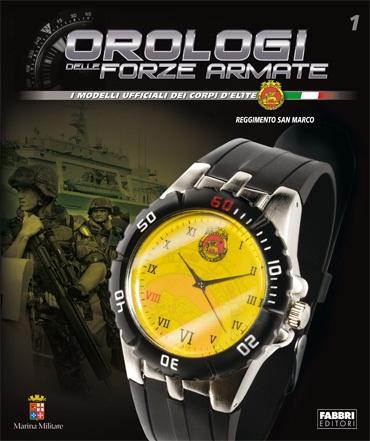 Gazzetta dello Sport/ Gli orologi da collezione. Le Forze Armate 'ammanettano' i propri fan con uno stile di precisione (2/5)