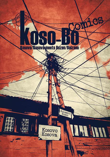 Diario Deformato: Diario di un Viaggio in Kosovo - la copertina