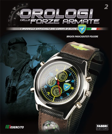 Gazzetta dello Sport/ Gli orologi da collezione. Le Forze Armate 'ammanettano' i propri fan con uno stile di precisione (1/5)