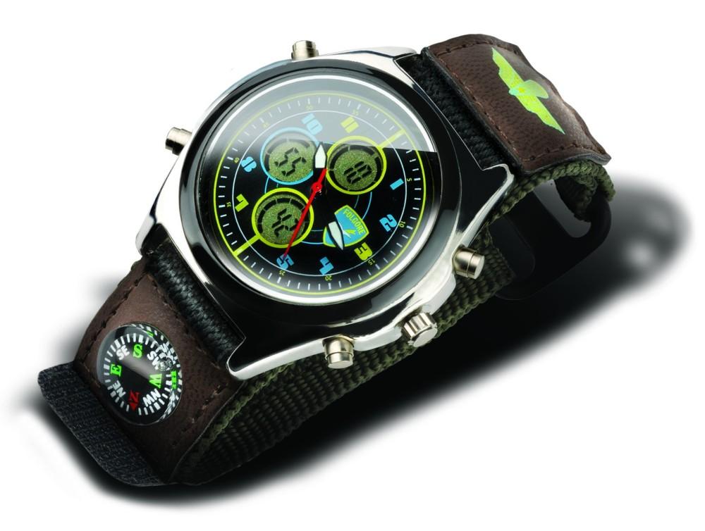 Gazzetta dello Sport/ Gli orologi da collezione. Le Forze Armate 'ammanettano' i propri fan con uno stile di precisione (4/5)