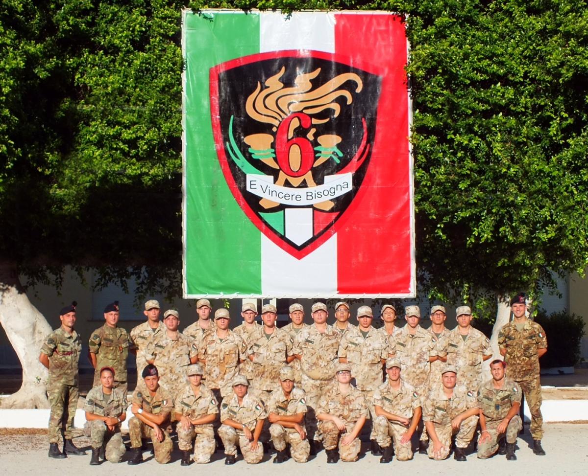 """Trapani/ 6° Reggimento Bersaglieri. Concluso il Progetto """"Vivi le Forze Armate"""""""