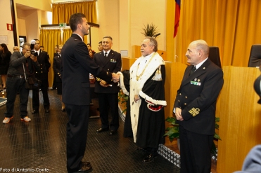 Laurea 2012 n Scienza e Gestione Attività Marittime dell'Università di Bari presso Mariscuola Taranto (110 di 276)