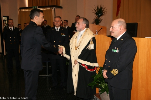 Laurea 2012 n Scienza e Gestione Attività Marittime dell'Università di Bari presso Mariscuola Taranto (168 di 276)