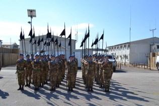 """Alcuni militari del 3° Reggimento """"Savoia Cavalleria"""" - Foto di Fabia Martina"""