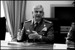 "Gen. B. Emanuele Sblendorio, C.te del CME ""Puglia"". Foto di Antonio Conte"