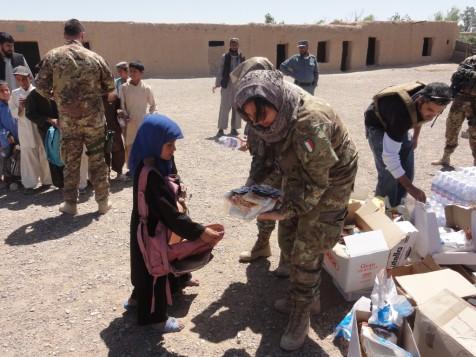 Attività fuori area della Brigata Pinerolo. Afghanistan
