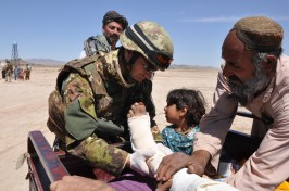 82 Reggimento Fanteria_Attività di medical care in Afghanistan