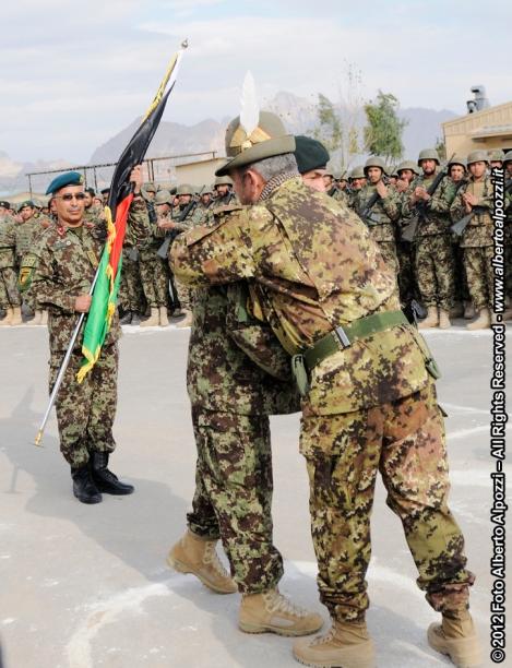 Farah, Afghanistan - Transition
