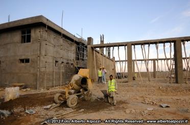 CIMIC/ Herat, distretto di Gozarah una nuova caserma dei pompieri