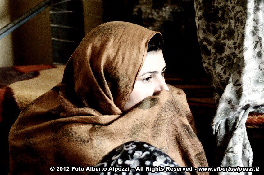 Afghanistan/ Il mercatino di Natale del carcere femminile di Herat (3/6)