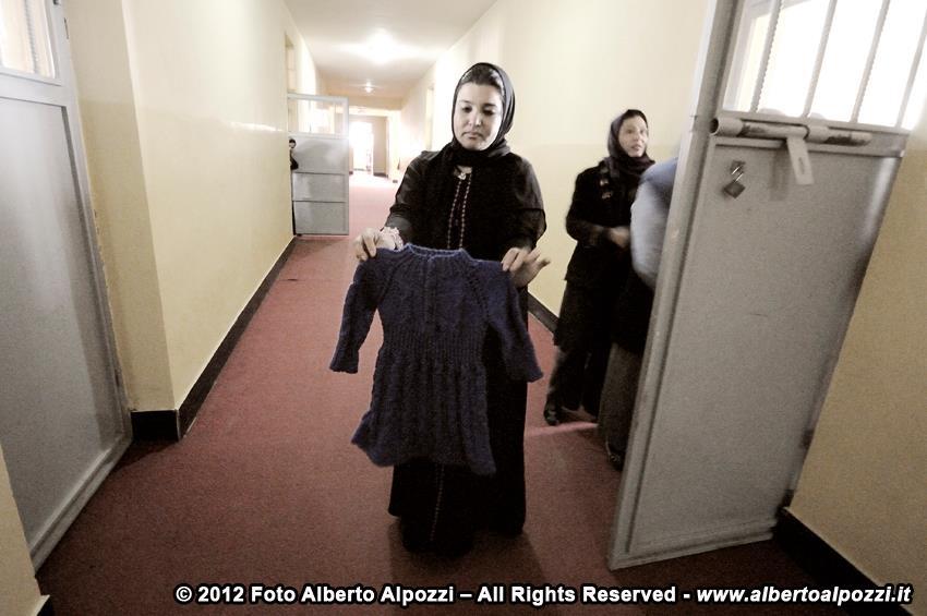Afghanistan/ Il mercatino di Natale del carcere femminile di Herat (6/6)
