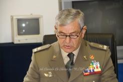 "il Gen. B. Emanuele Sblendorio, C.te CME ""Puglia"""