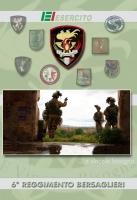 inserto del 6° Reggimento Bersaglieri
