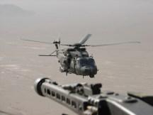 NH 90 della TF Fenice durante l'Op. Al Dhui