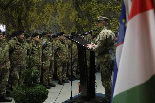 Il Discorso del Capo di Stato Maggiore