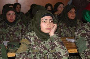 ALLIEVE SOTTUFFICIALI AFGHAN NATIONAL ARMY (1)