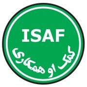 Logo ISAF