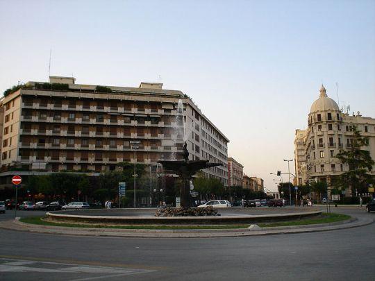 Una nota piazza di Foggia