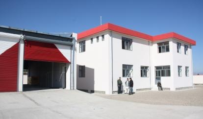 inaugurazione caserma Vigili del fuoco Herat (3)
