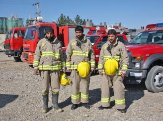 inaugurazione caserma Vigili del fuoco Herat (4)