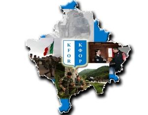 "KFOR, Logo Operazione ""Joint Enterprise"""