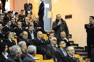 """Antonio Conte, Fondatore del Blog """"Rassegna Stampa Militare"""", una rivista online specializzata in tema di Difesa e Cooperazione."""