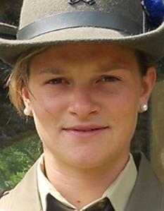 Sport/ Biathlon Femminile. Medaglia d'oro nel biathlon femminile a squadre. In foto il caporale Nicole Gontier (Esercito)
