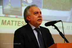 Prof. Corrado Petrocelli, Magnifico Rettore dell'Università di Bari