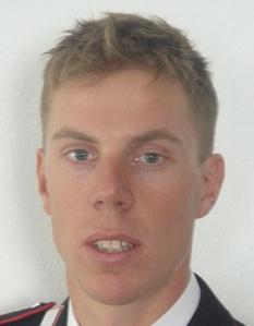 Sport. Biathlon/ Il Carabiniere scelto Christian Martinelli