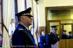 Il Ten.Col. Marcello Tudda. ph. Valentina Cosco