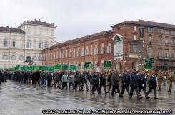 Il saluto della città di Torino alla Taurinense rientrata dall'Afghanistan