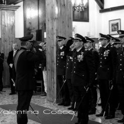 Un momento della cerimonia. ph. Valentina Cosco